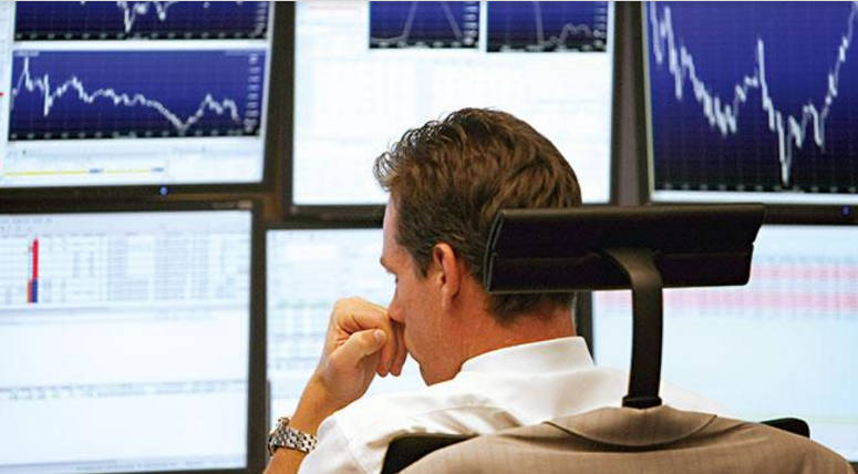 Scalping in forex trading monitor
