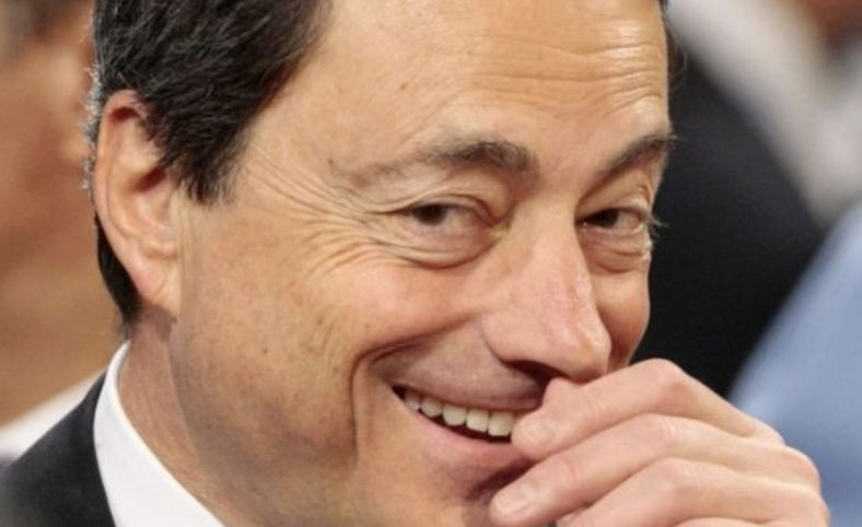 Draghi doomed never happy again