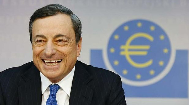 Draghi doesn't dissapoint