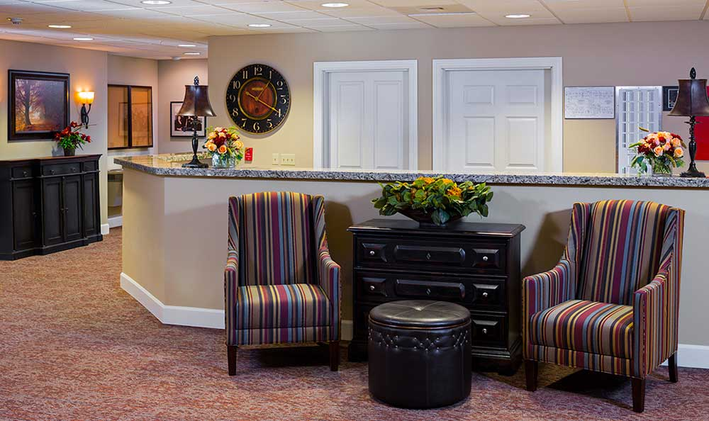 The senior living facility in Colorado Springs, CO, will surpass your expectations.
