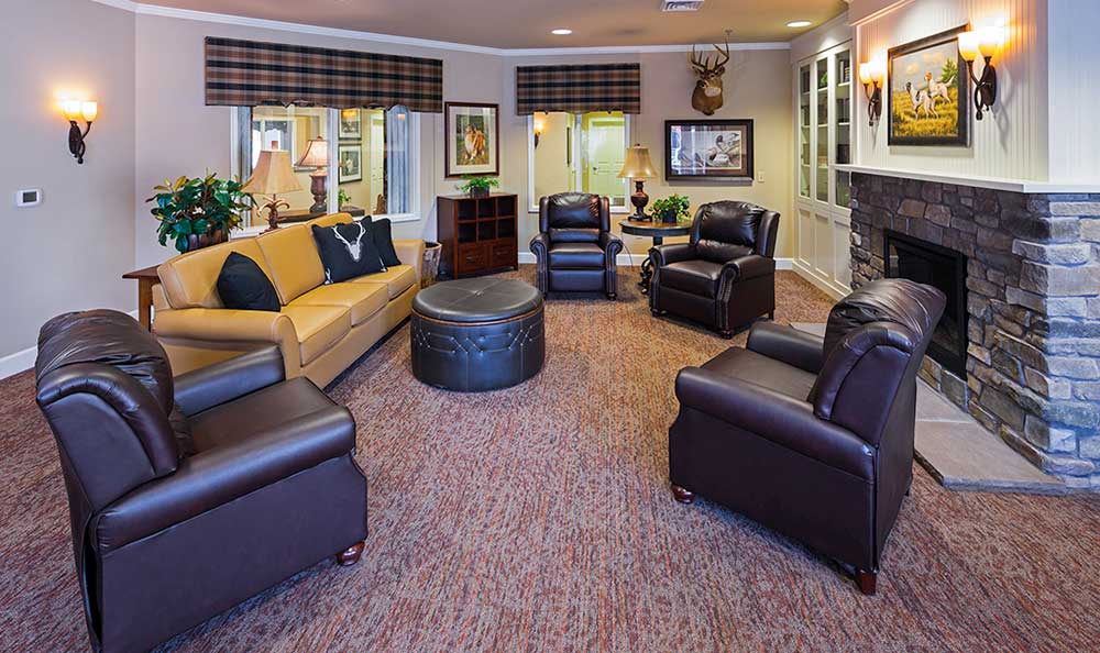The senior living facility in Colorado Springs, CO, will keep you or your loved one social within the community.
