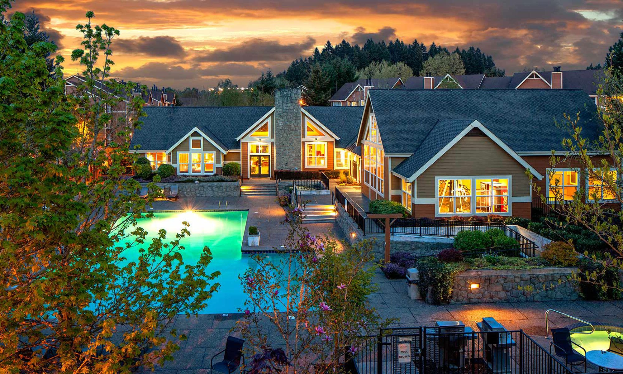 Rock Creek Landing, apartments in Hillsboro Oregon