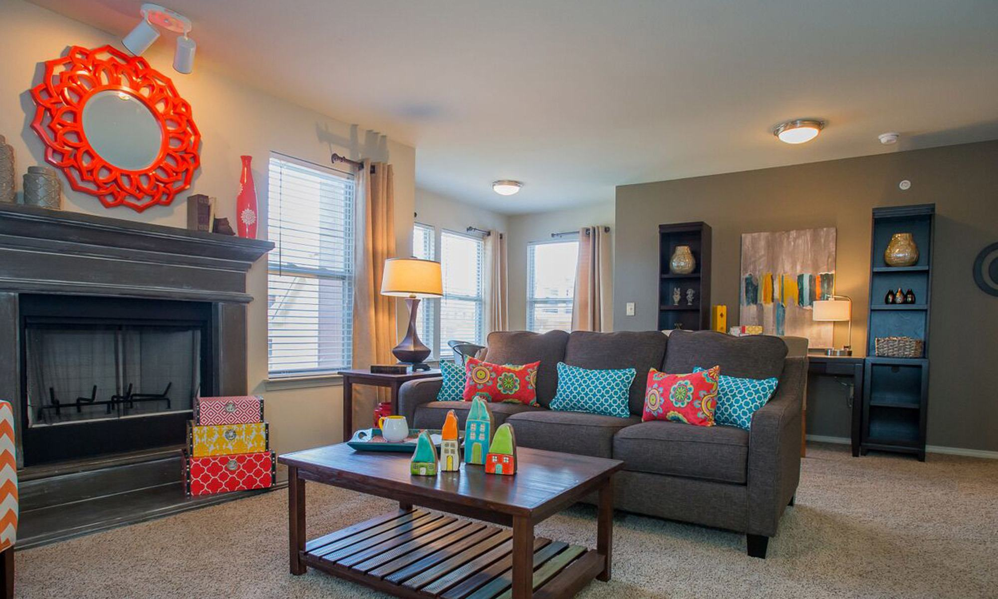 Quail Springs Oklahoma City OK Apartments for Rent Icon at