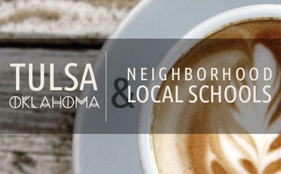 Neighborhood and school information for Tulsa apartments