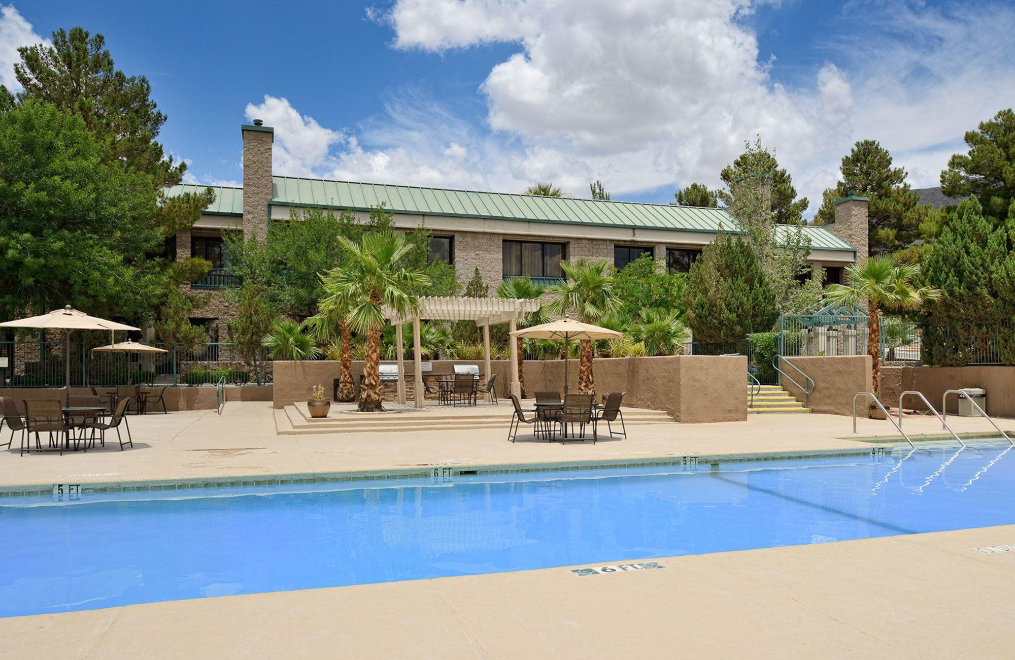 Acacia Park Apartments El Paso Texas