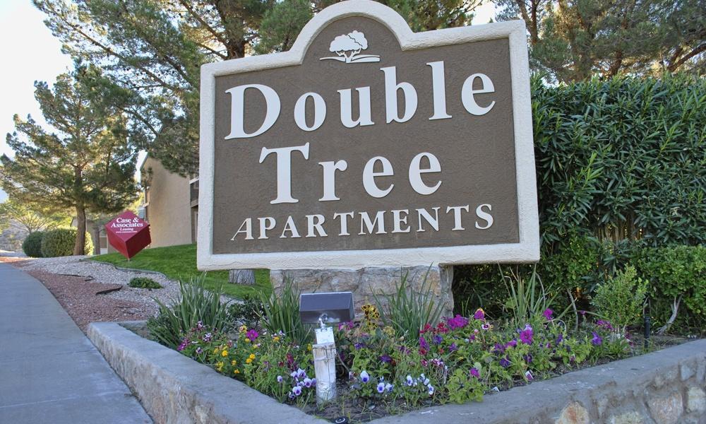 Rendering of apartments in El Paso, TX