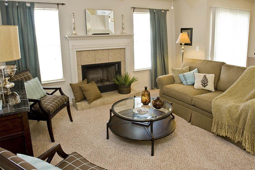 Photos Of Our Apartments In Edmond Ok Villas At Stonebridge