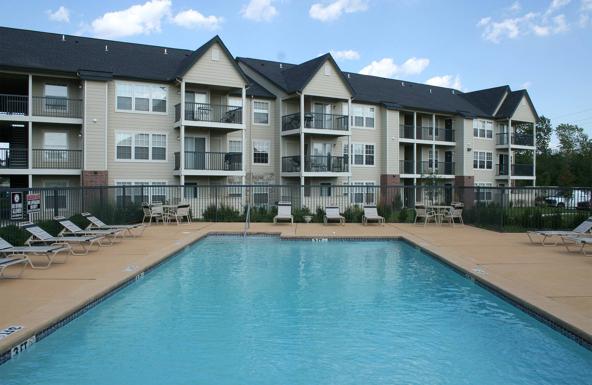 Our apartments in Wichita will enchant you