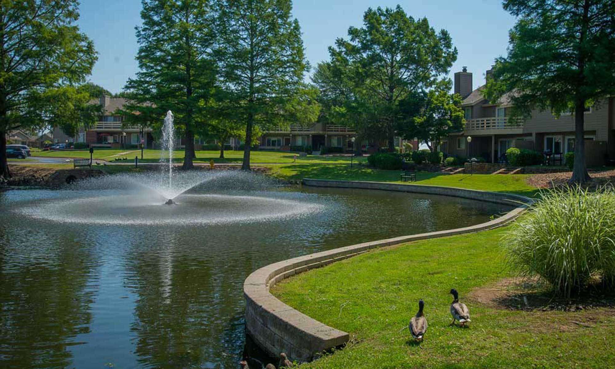 apartments in south tulsa ok sheridan pond a spectacular new community