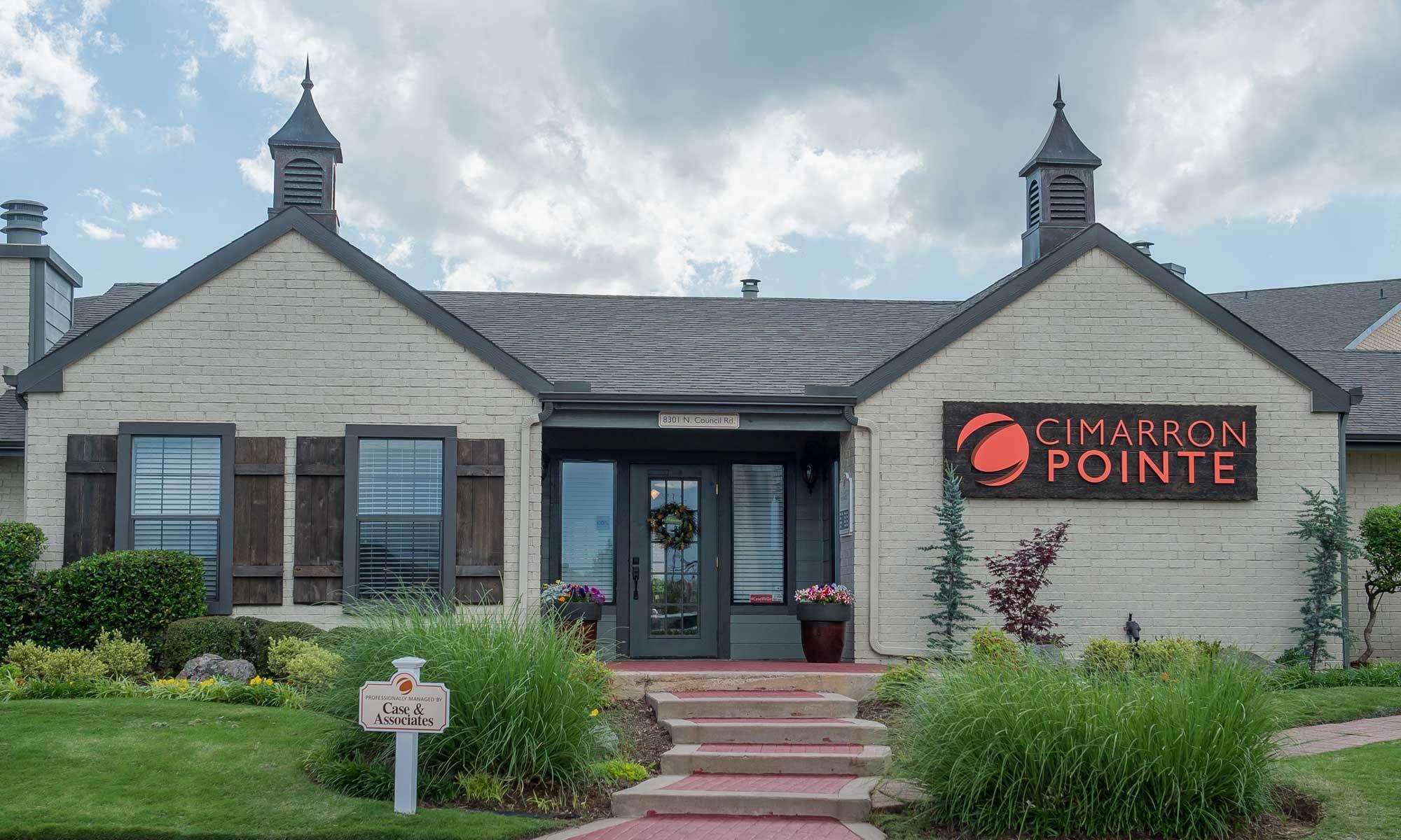 Northwest Oklahoma City OK Apartments For Rent Cimarron Pointe Apartments