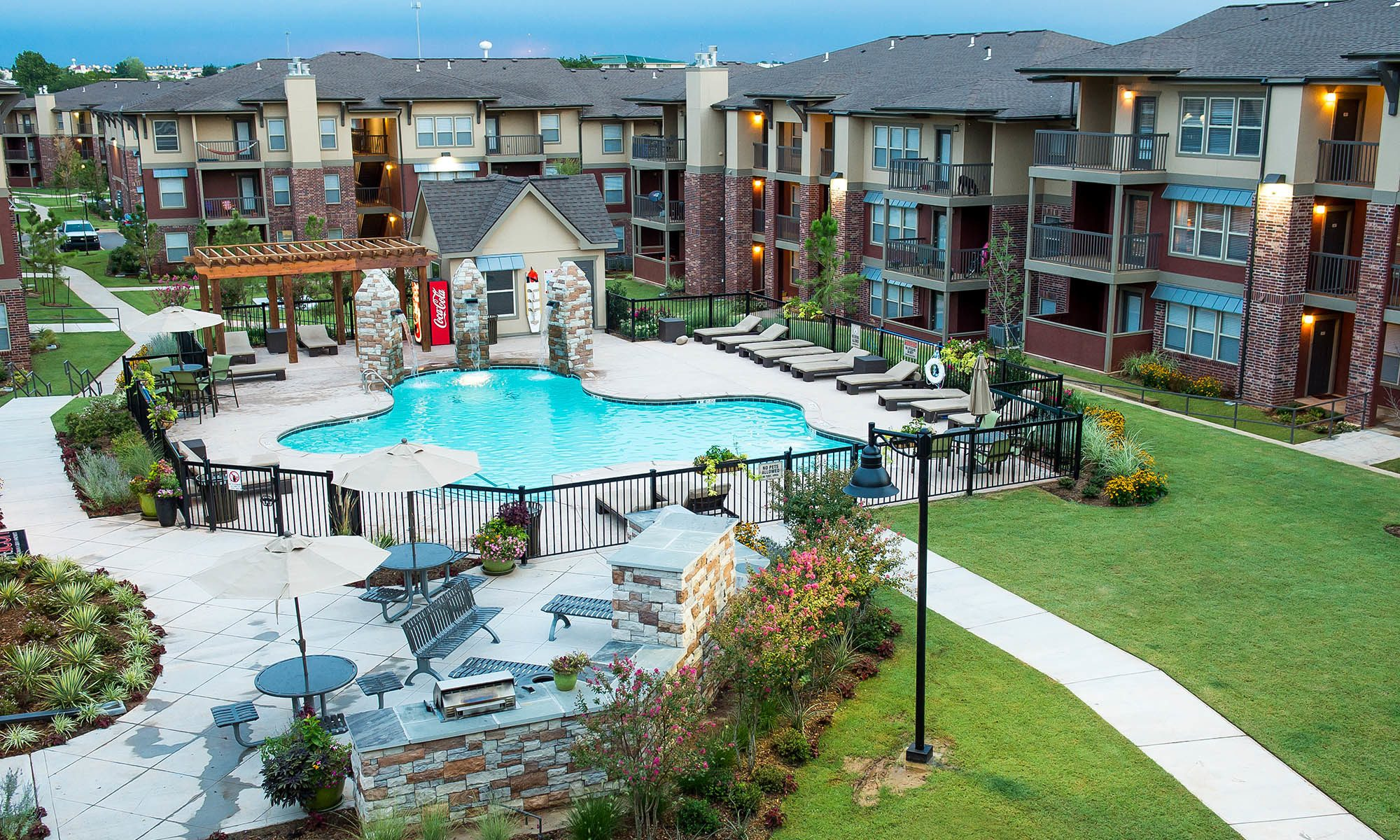 Traditions West Apartments Norman Ok
