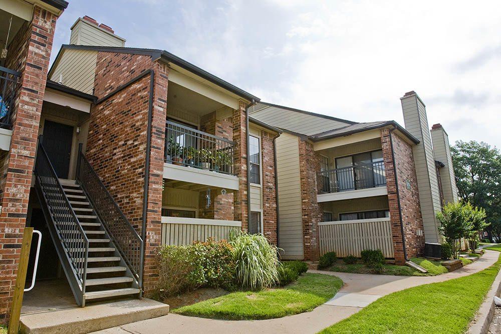 Photos Of Warrington Apartments In Oklahoma City Oklahoma