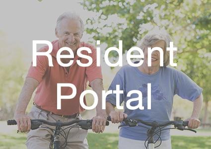 Resident portal