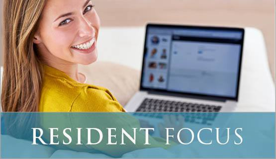 Resident focus in NC at The Villagio