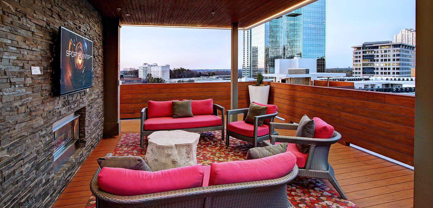 Berkshire Terminus luxury apartments