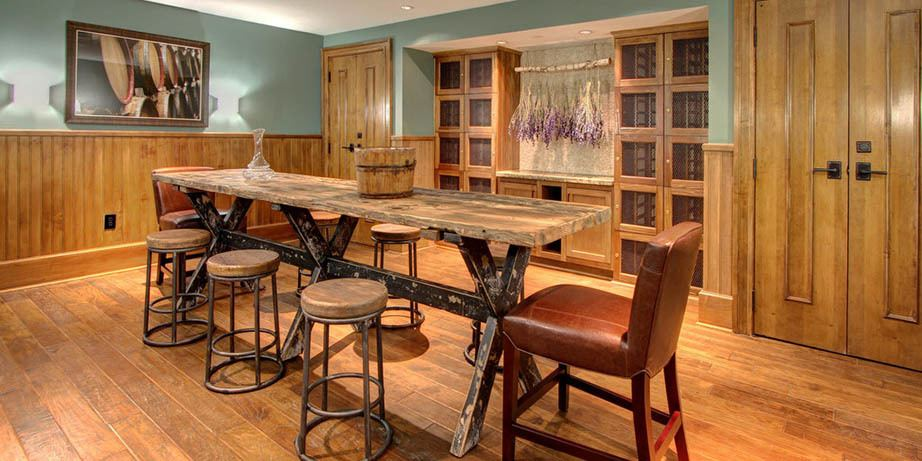 Savor your favorite wines and relax in our conditioned wine bar