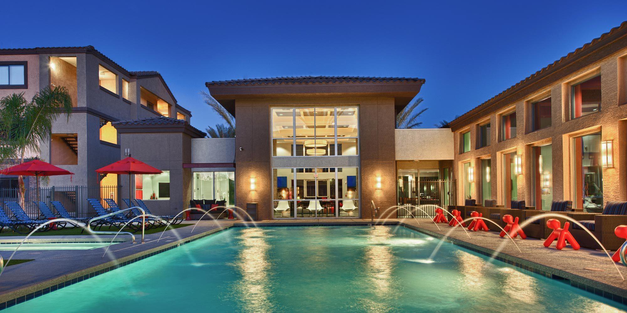 Luxury apartments in Phoenix AZ
