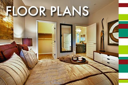 Apartments in Phoenix offering a variety of floor plan options