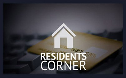 Resident's corner at the apartments for rent in Walnut Creek
