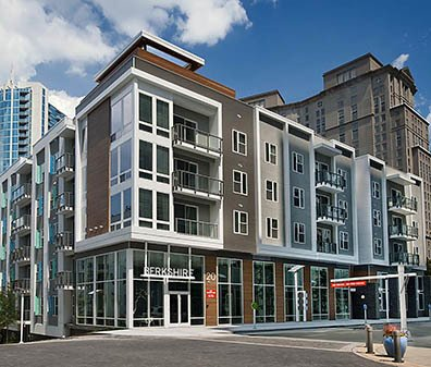 Buckhead Atlanta GA Apartments For Rent Berkshire Terminus - Brand new apartments in atlanta