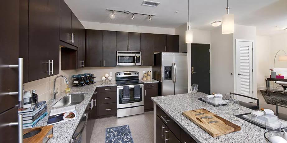 Wonderful Kitchen Amenities Including Granite Countertops
