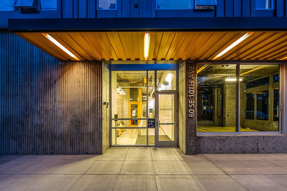 Lower Burnside puts you right in the heart of the urban Portland experience you want