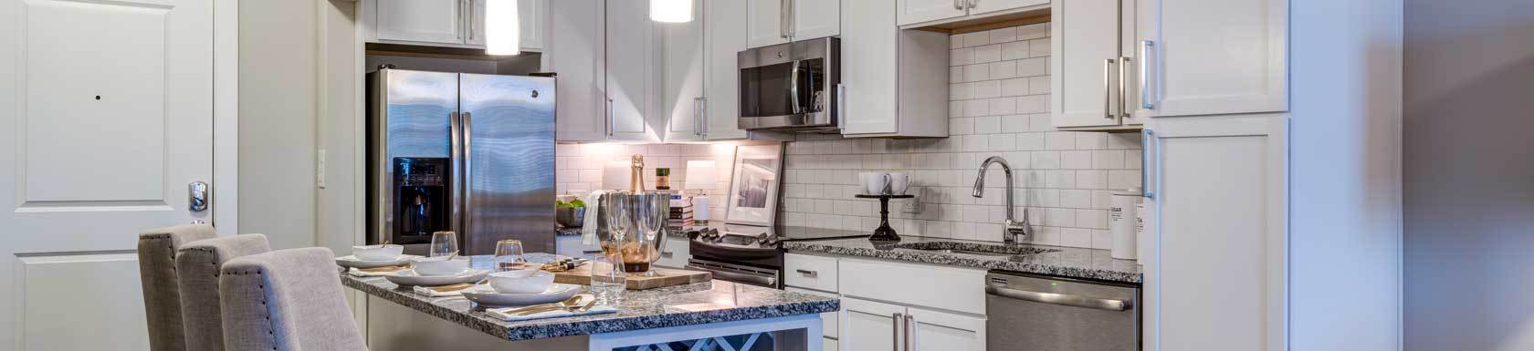 Check out our floor plan options at Berkshire Dilworth
