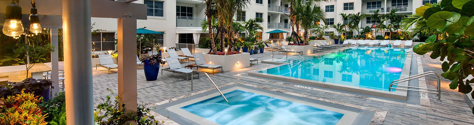 Our apartment community in Ft. Lauderdale offers luxury amenities to match your ideal lifestyle