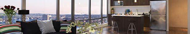 apartment amenities at The Benjamin Seaport Residences