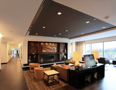 The Benjamin Seaport Residences interior rendering