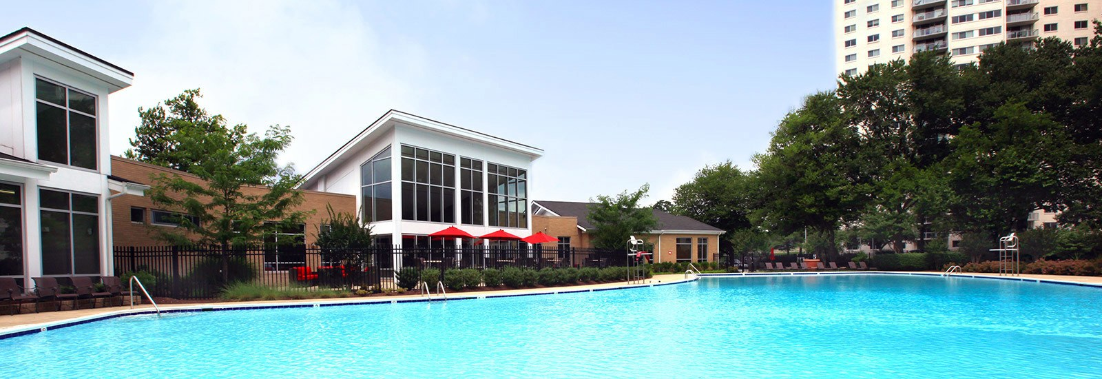 The Enclave Apartments in Silver Springs, Maryland