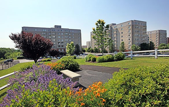 Quincy apartments offering a variety of community amenities