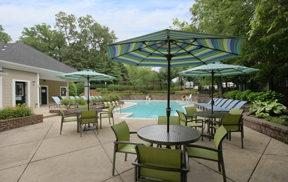 Community amenities at our Crofton apartments