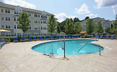 Franklin apartments with offering exquisite amenities