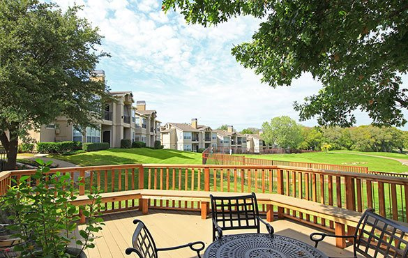 Plano TX apartments offering a variety of community amenities