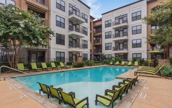 Community amenities at our Austin apartments