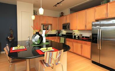 Modern apartments in Austin Texas