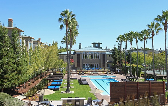 San Jose apartments offering a variety of community amenities