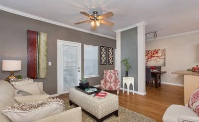 Austin apartment features