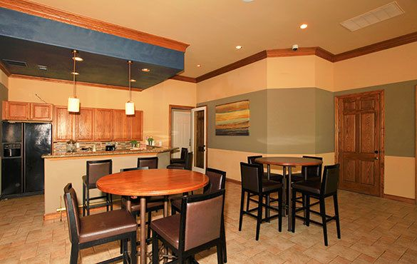 Austin apartment amenities