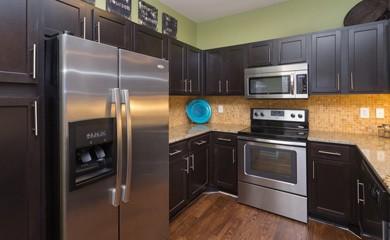 Houston apartment features