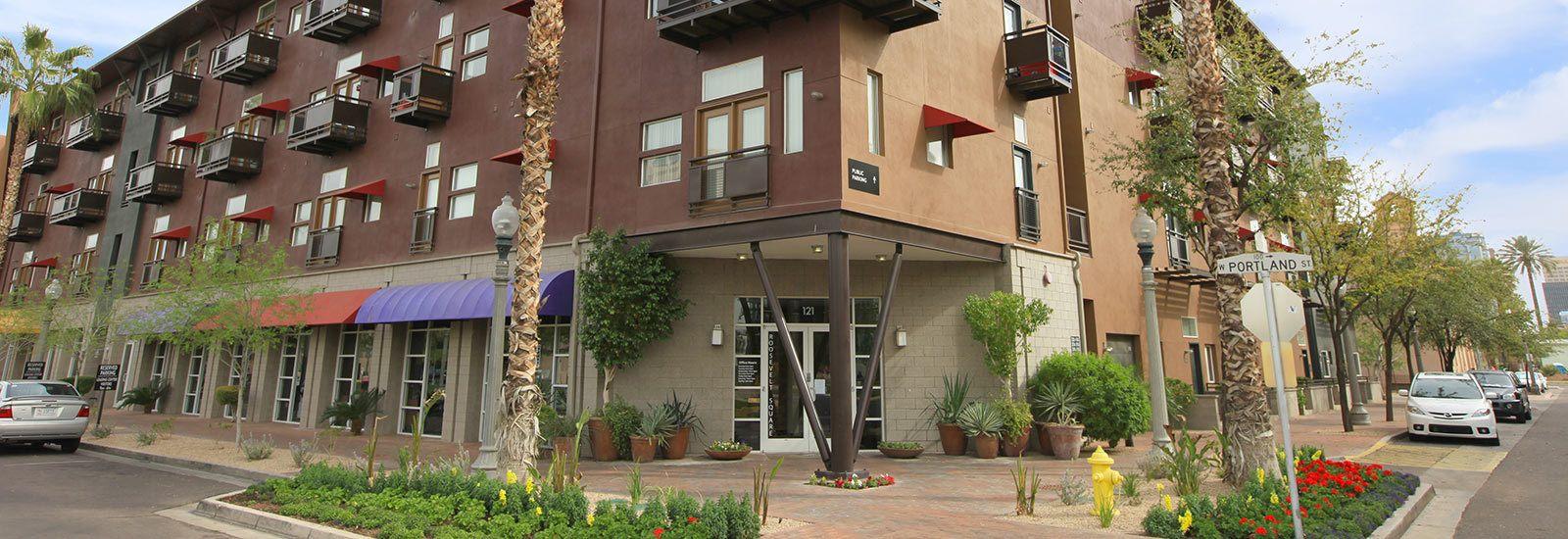 Apartments in Phoenix Arizona