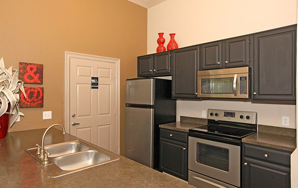 Austin Texas apartment amenities