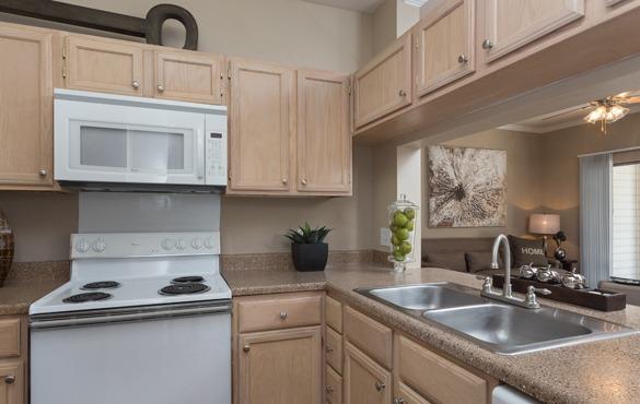 Austin Texas apartment amenities