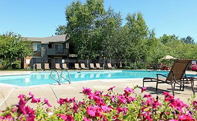 Sherwood apartments with a variety of amenities