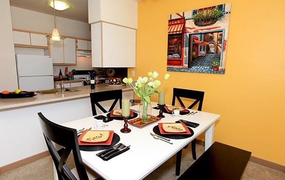 Apartment amenities in Sherwood