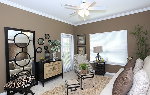 Apartment community in Garland TX