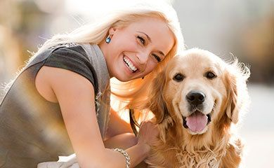 Pet friendly apartments in Garland