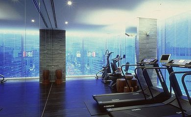 Littleton apartments offering a fitness center