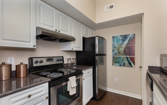 Houston apartments offering a variety of amenities